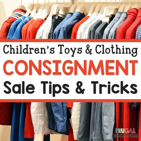 Children's CLothing and Toys Consignment: Tips and Tricks from a Pro!