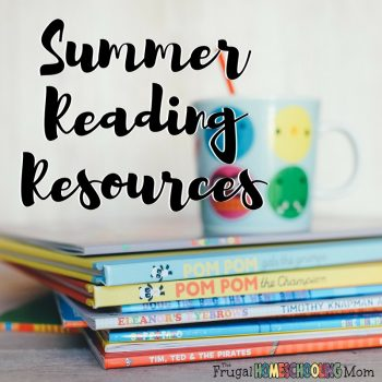 Summer Reading Resources online