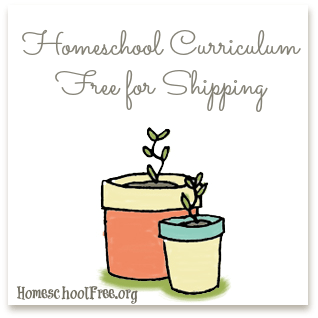 Homeschool Curriculum Free for Shipping