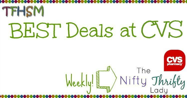 Freebies with coupon matchups this week