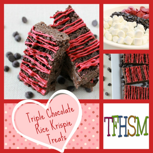 Triple Chocolate Rice Krispie Treats Nut Free Peanut Free Recipe The Frugal Homeschooling Mom i