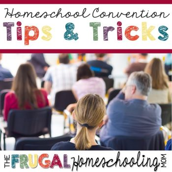Homeschooling Tips and Tricks: Saving Money at the Vendor Booths