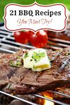 Barbeque recipes for Labor Day Memorial Day 4th of July cookouts