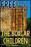 FREE Boxcar Children Activities for Unit Study