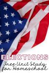 elections homeschool lesson