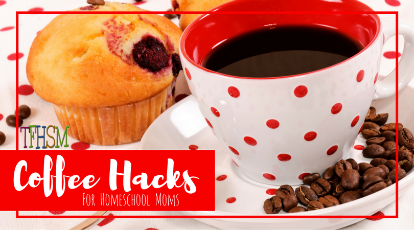 Coffee hacks for frugal homeschooling families how to save money on coffee