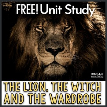 The Lion the Witch and the Wardrobe Free Unit Study for Homeschool