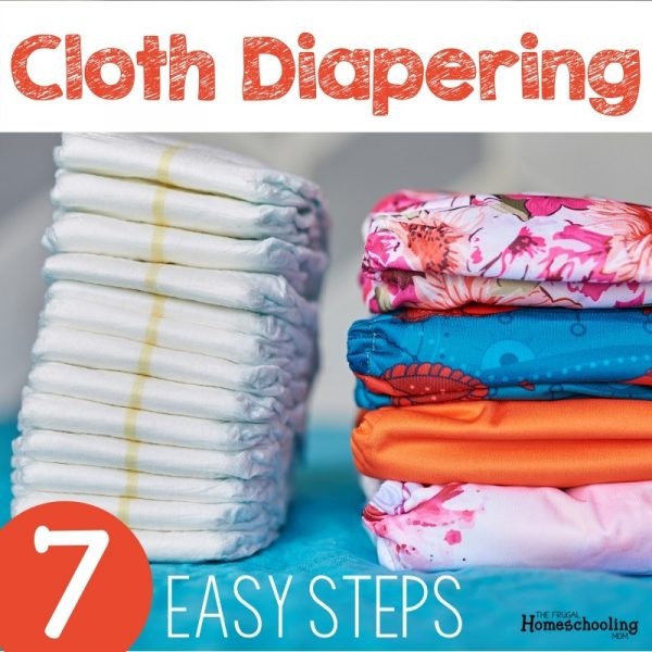 How to Use Cloth Diapers in 7 Easy Steps