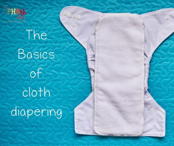 The Parts of a Cloth Diaper