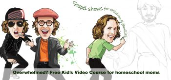 Free Christian Video Course for Kids