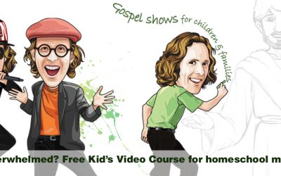 Free Bible Video Course for Homeschooled Kids