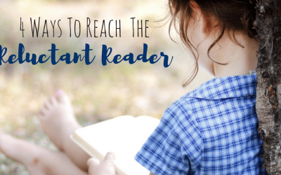 4 Tips On Reaching Reluctant Readers