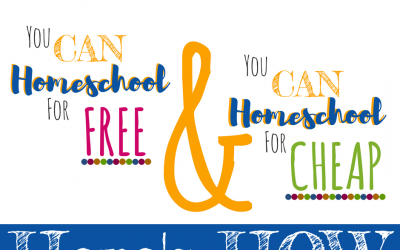 Frugal Homeschooling Top 8 Tips