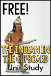 FREE Indian in the Cupboard Lesson Plans