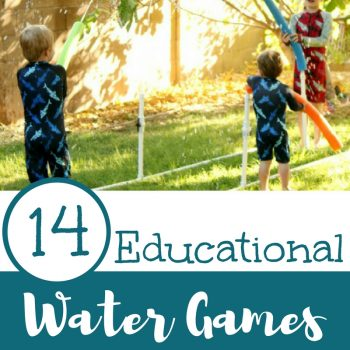educational water games s