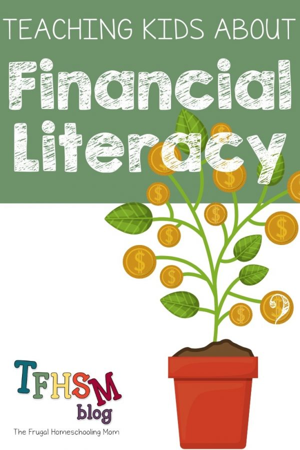 Financial Literacy: How to Teach Homeschooled Kids to be Responsible with Money