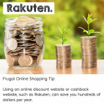 Rakuten Saves you Money: One of my Favorite Frugal Websites