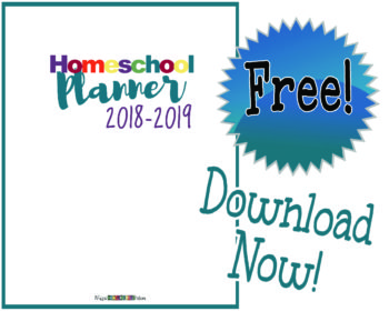 best free homeschool planners and calendars for 2018 2019 the