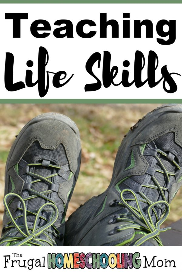 Teaching Life Skills to Homeschoolers - How To
