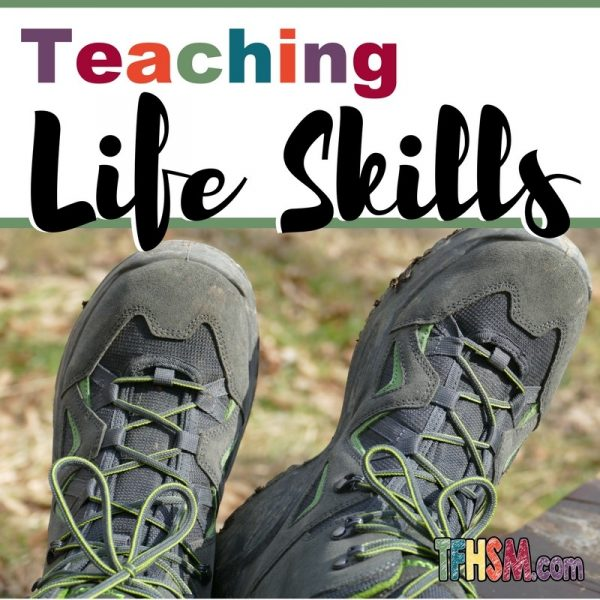 Teaching Life Skills to Homeschoolers - How To skilltrek review