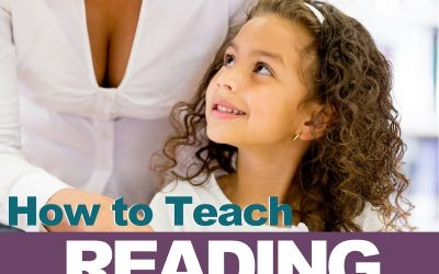 Best Methods to Teach Reading to your Homeschooled Child