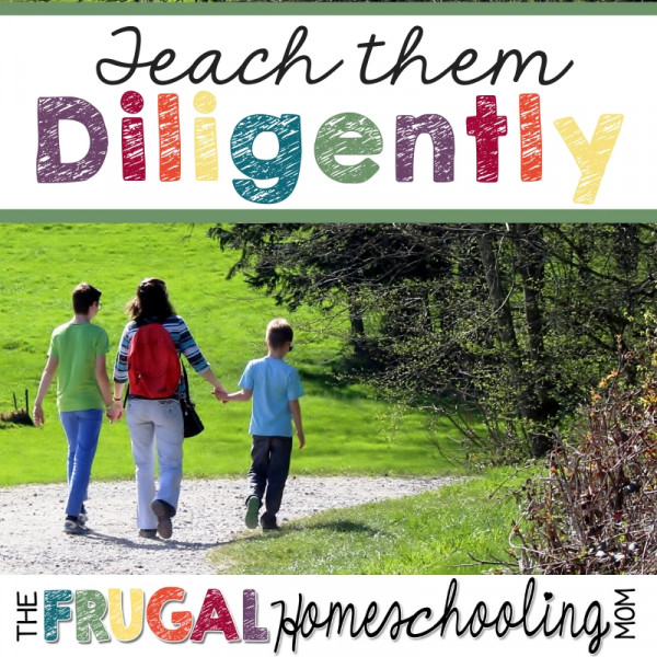 Teach them Diligently Conference Review