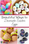 Beautiful Ways to Decorate Easter Eggs