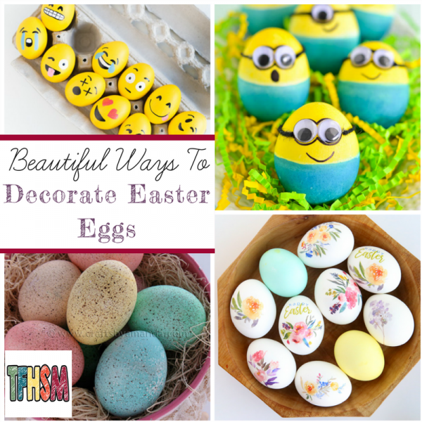 Fun and Easy Easter Egg Ideas