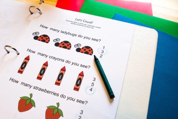 homeschool preschool prep curriculum