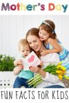 Mother's Day fun facts