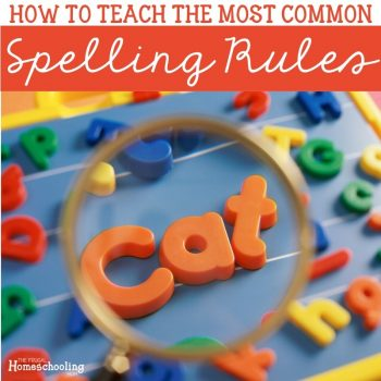 How to Teach the Most Important Spelling Rules