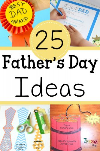 Father's Day Unit Study Ideas and Background Information