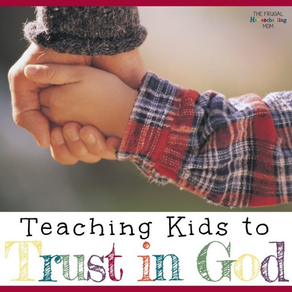 Learning to Trust in God: Teaching by Example