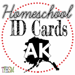 Homeschool ID Cards - Alaska