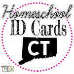 Homeschool ID Cards - Connecticut