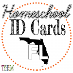 Homeschool ID Cards - Florida