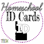 Homeschool ID Cards - Idaho