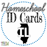 Homeschool ID Cards - Illinois