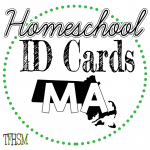 Homeschool ID Cards - Massachusetts