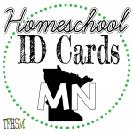 Homeschool ID Cards - Minnesota