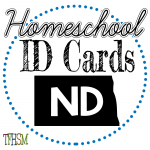 Homeschool ID Cards - North Dakota