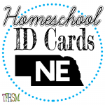 Homeschool ID Cards - Nebraska