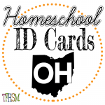 Homeschool ID Cards - Ohio