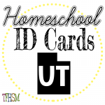 Homeschool ID Cards - Utah