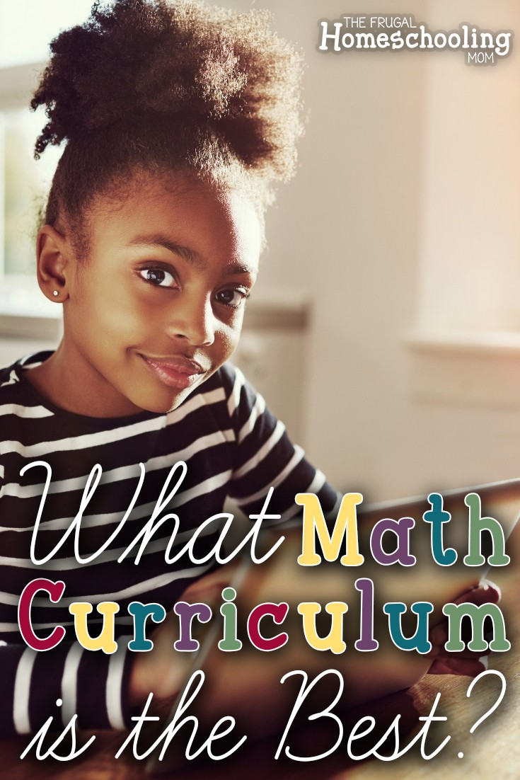 what math curriculum is the best