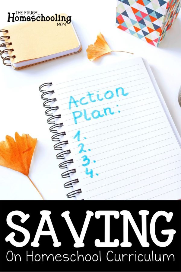 How to Save Money on Homeschool Curriculum by Planning Ahead