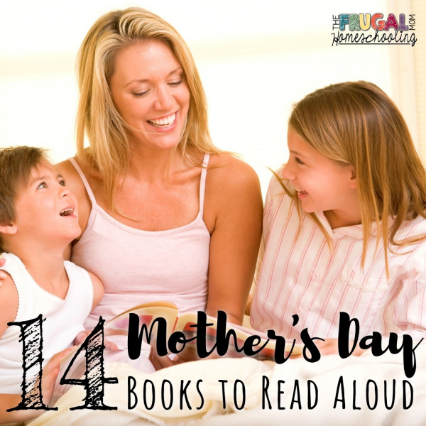 Mother's Day books to read aloud to your kids