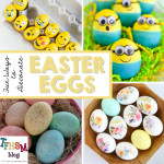 fun ways to decorate Easter Eggs s