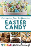 recipes for leftover Easter candy