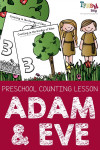 Adam and Eve preschool numbers lesson